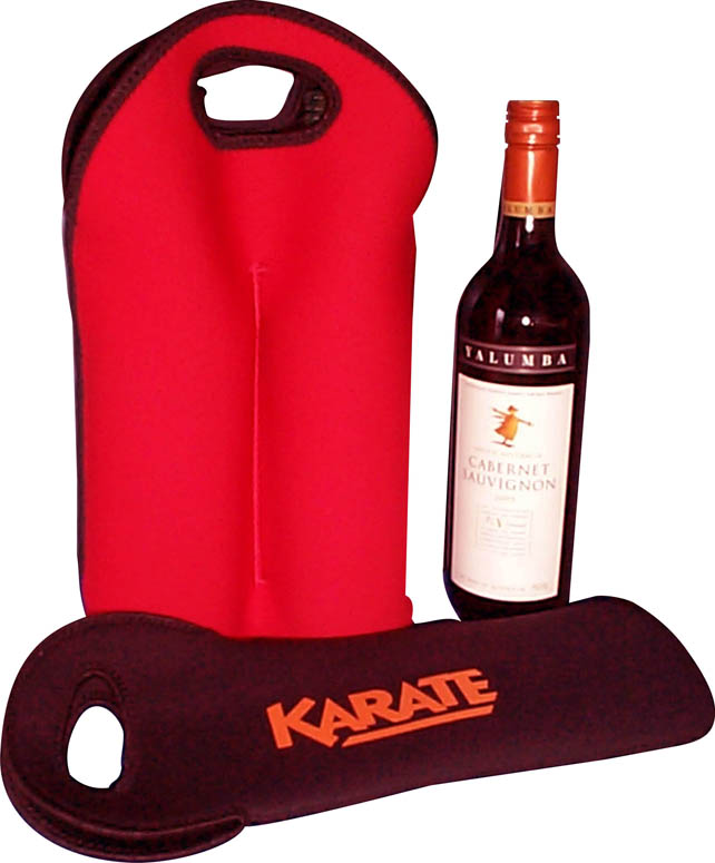 CDI-N15 (Single) & CDI-N16 (Double) - Wine Bottle Holder